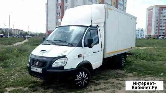 Грузоперевозки Газель изотермический фургон 4.2 м Ярославль
