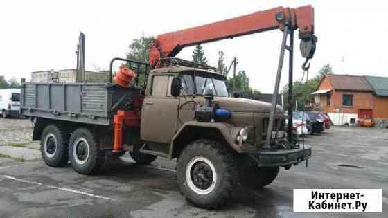 Услуги манипулятора Калининград