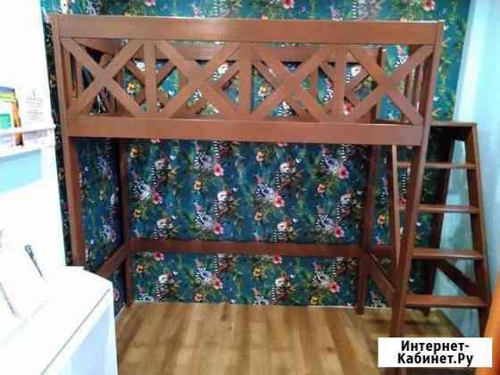 Кухни,кровати домики,двери, мебель из массива Кольчугино