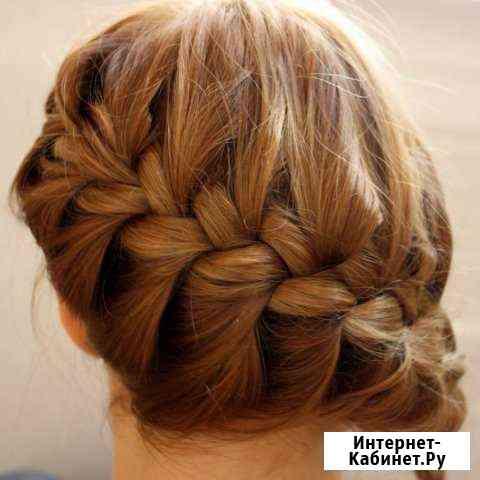 Плетение кос Копейск