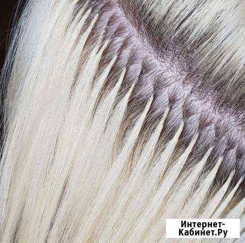 Наращивание волос Волгоград