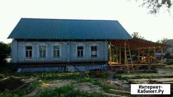 Крыши.Кровельные работы. Строительство домов Саранск