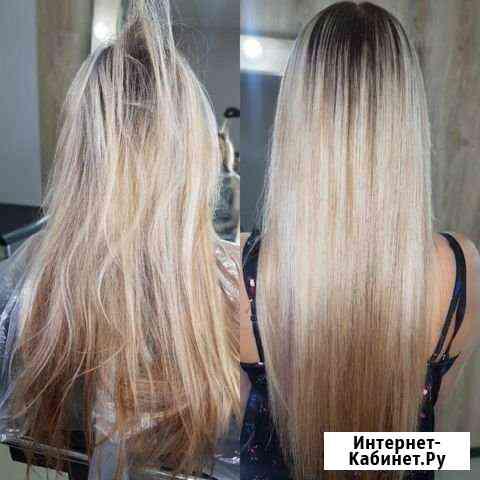 Нанопластика Восстановление волос Floractive Обнинск