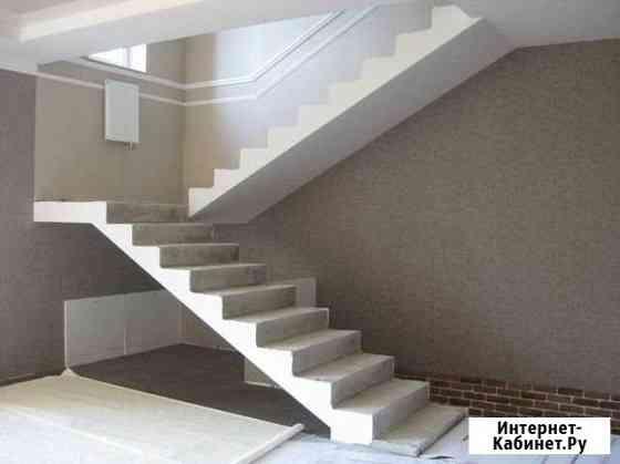 Бетонные лестницы Петрозаводск
