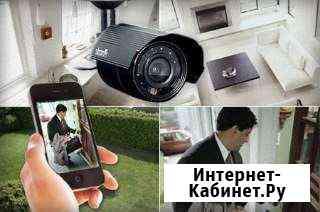 Установка домофонов Челябинск
