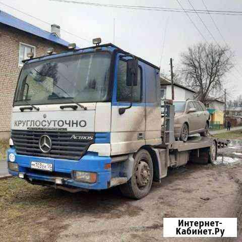 Услуги эвакуатора (трал) до 10т Петрозаводск