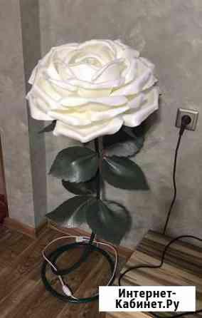 Продам торшер-роза Чита