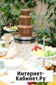 Шоколадный фонтан Мегион