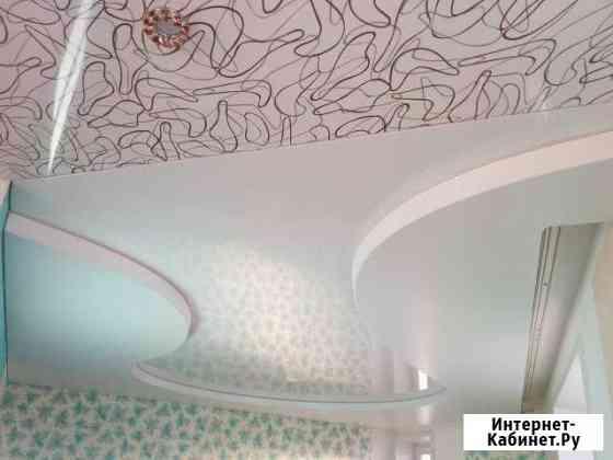 Натяжные потолки Чита