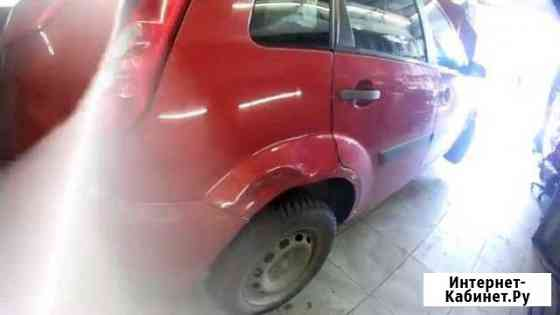 Проводим кузовной ремонт автомобилей Владикавказ