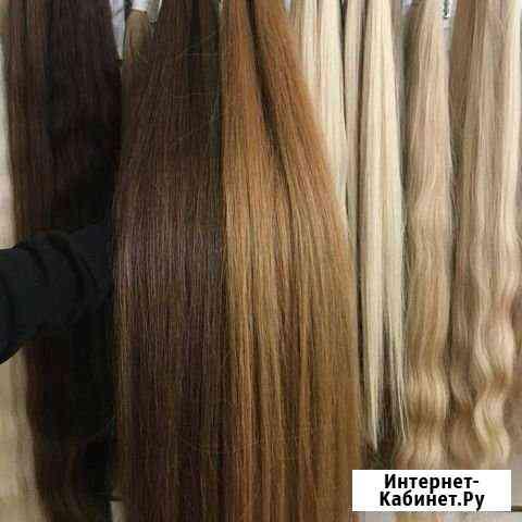 Наращивание волос,продажа волос Омск