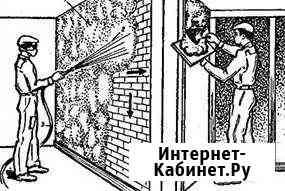 Штукатурные работы машинным способом, наливной пол Владимир