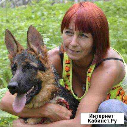 Инструктор по вязкам собак Иркутск
