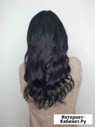 Наращивание волос Тюмень