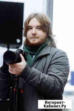 Видеограф, видеооператор Москва