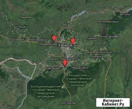 Размещение баннеров на въезде в Хабаровск Хабаровск