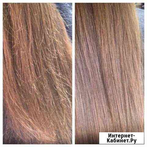 Полировка волос Саранск