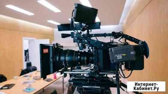 Видеосъемка для бизнеса, Съемка в студии, Монтаж Москва