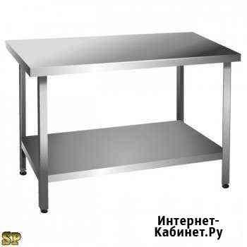 Производственные столы в общепит на заказ 1000*600 Златоуст