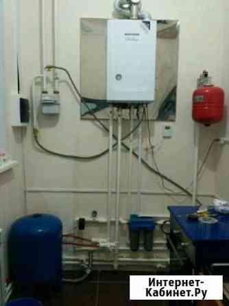 Отопление водоснабжение канализация и другое Струнино