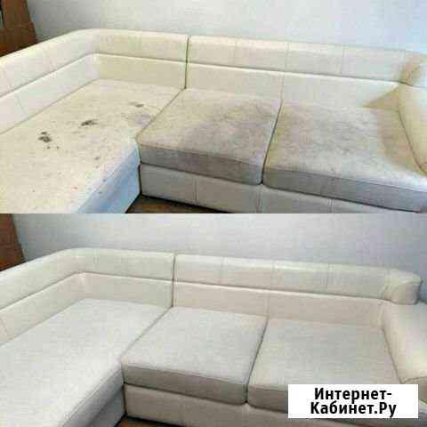 Химчистка мебели Краснодар