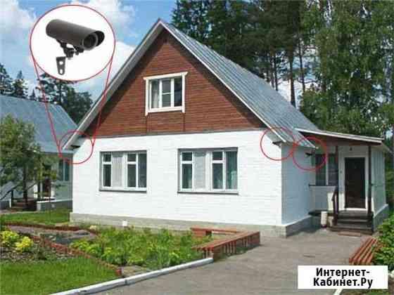 Видеонаблюдение, системы контроля доступом Ижевск