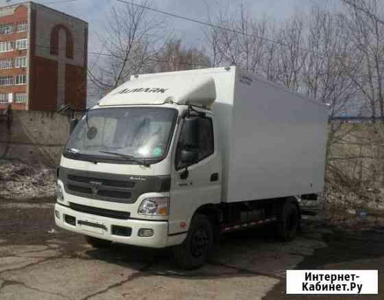 Грузоперевозки 3,5 т Томск