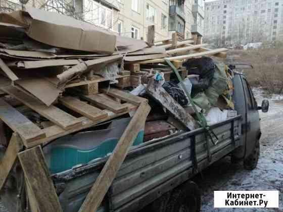 Вывоз мусора грузчики Красноярск