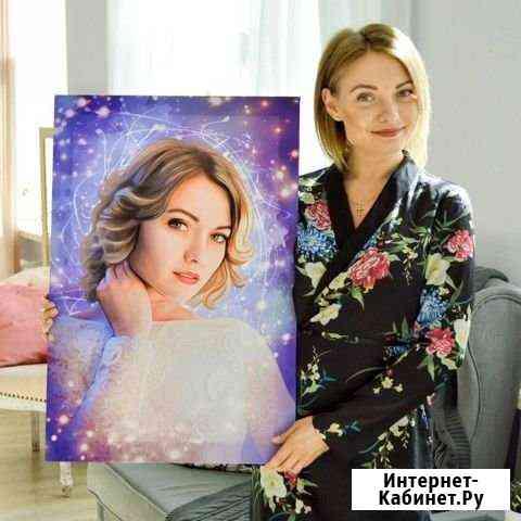 Печать картин на холсте Иркутск