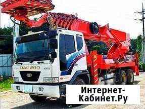 Аренда Услуги Автовышка Челябинск