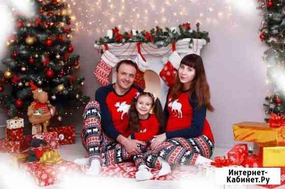Новогодние фотосессии Кемерово