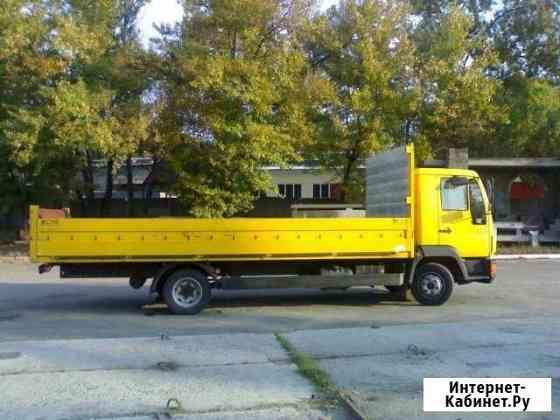 Грузоперевозки, Манипулятор, Бортовой грузовик Курган