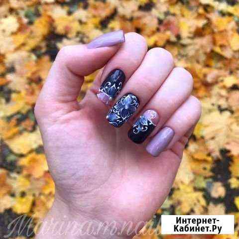 Маникюр, педикюр, гель-лак, наращивание ногтей Брянск