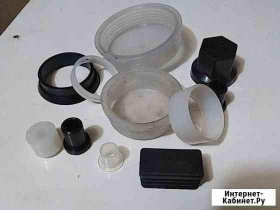 Изготовим изделия из пластмасс заглушки втулки и т Набережные Челны