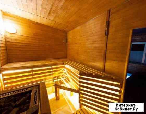 Баня на дровах с бассейном + мангал Краснодар