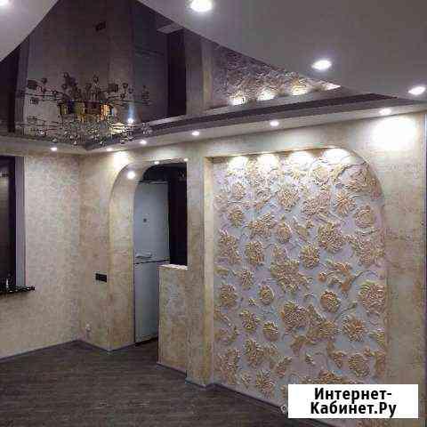 Ремонт квартир и Сан.узлов под ключь Брянск