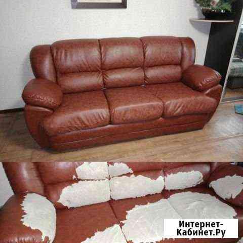 Обшивка мягкой мебели Альметьевск