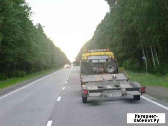 Услуги эвакуатора по России и Европе Славянск-на-Кубани