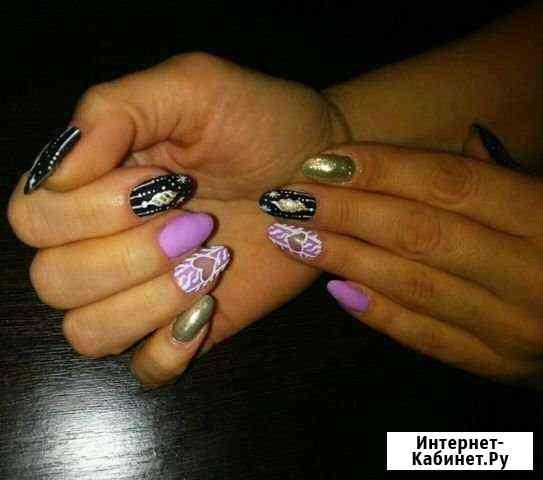 Наращивание ногтей Белореченск