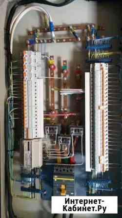 Услуги электрика с выездом Иркутск