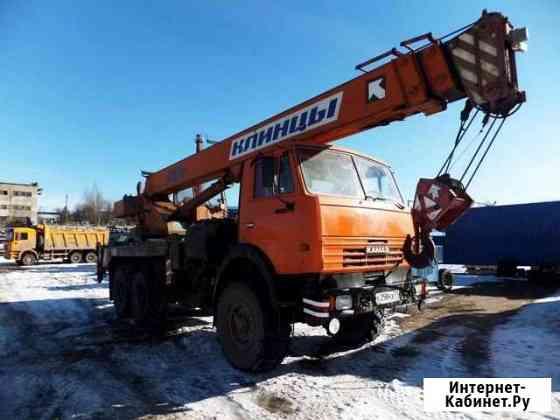 Автокран 25 Нижневартовск