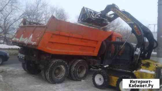 Вывоз мусора, грунта Ульяновск