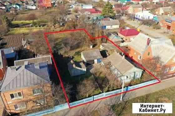 Дом 49 м² на участке 15 сот. Каневская