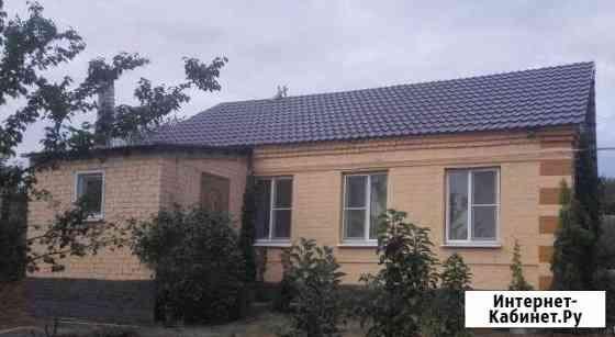 Дом 50 м² на участке 7 сот. Кантемировка