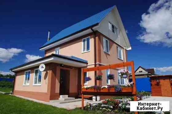 Коттедж 150 м² на участке 14.5 сот. Томск