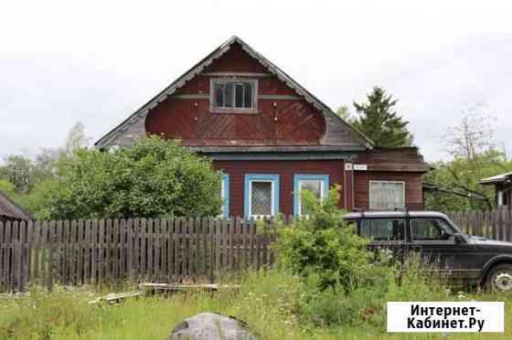 Дом 48.2 м² на участке 33 сот. Бавлены