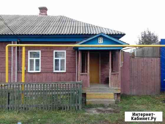 Дом 37 м² на участке 2 сот. Поворино