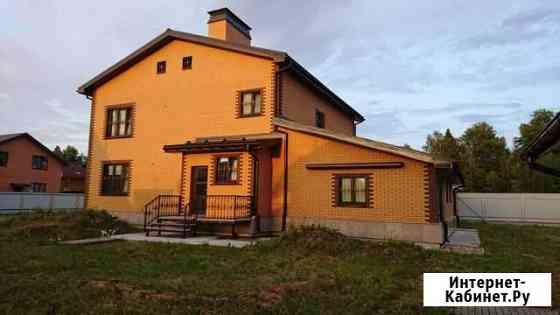 Дом 360 м² на участке 16 сот. Новопетровское