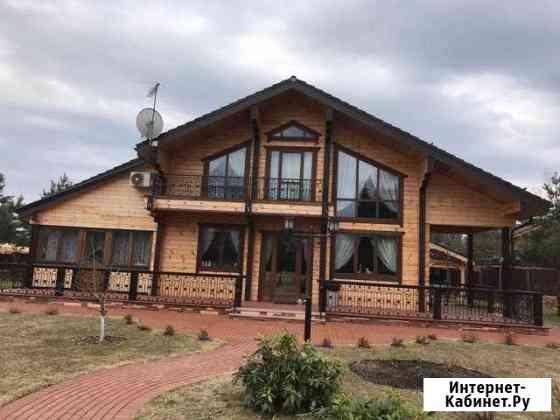 Дом 347 м² на участке 38.5 сот. Новопетровское