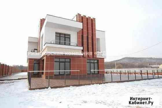 Коттедж 270 м² на участке 37 сот. Хабаровск